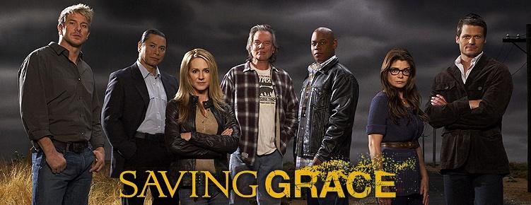 Saving Grace - Series Addict